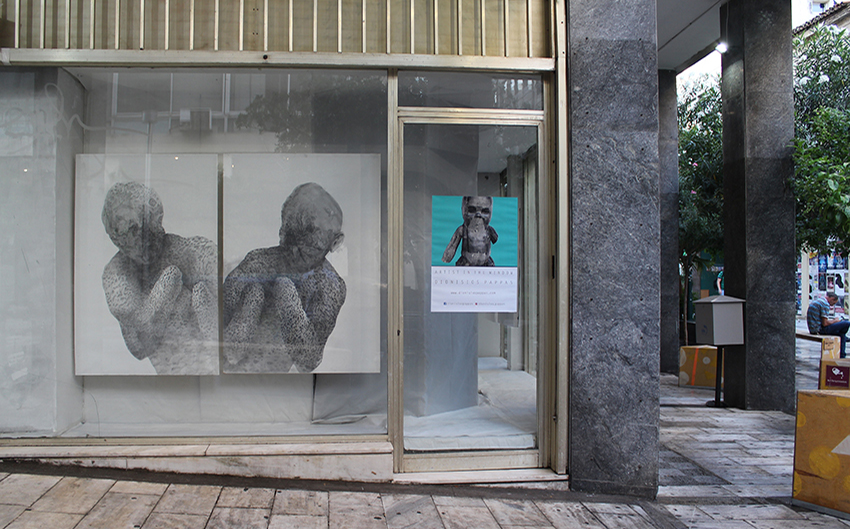 2 h dionisios pappas ARTIST IN THE WINDOW 850×529